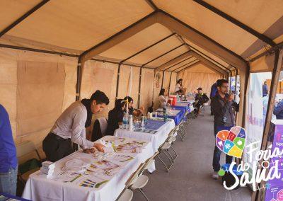 Feria de la Salud 2019 Grupo GAMI en SouthFi4