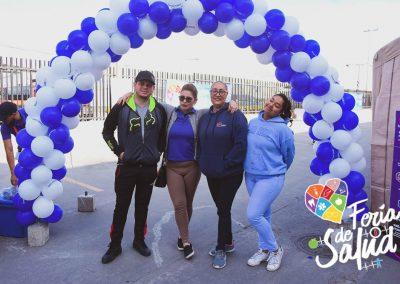 Feria de la Salud 2019 Grupo GAMI en SouthFi5