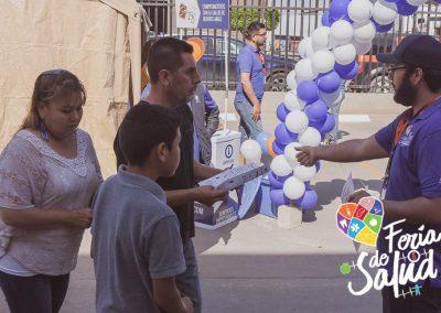 Feria de la Salud 2019 Grupo GAMI en SouthFi9