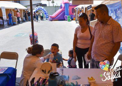 Feria de la Salud 2019 Grupo GAMI en Stryker20