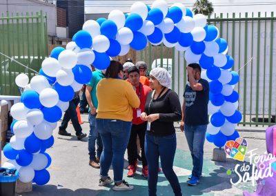 Feria de la Salud 2019 Grupo GAMI en Stryker25