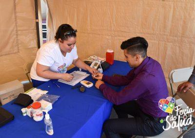Feria de la Salud 2019 Grupo GAMI en Stryker31