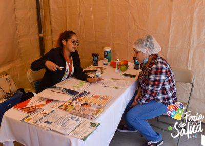 Feria de la Salud 2019 Grupo GAMI en Stryker34