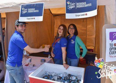 Feria de la Salud 2019 Grupo GAMI en Stryker4