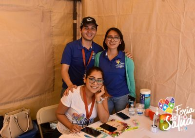 Feria de la Salud 2019 Grupo GAMI en Stryker44