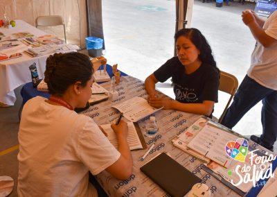 Feria de la Salud 2019 Grupo GAMI en Stryker48