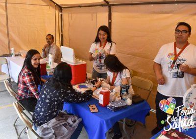 Feria de la Salud 2019 Grupo GAMI en Stryker50