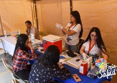 Feria de la Salud 2019 Grupo GAMI en Stryker52