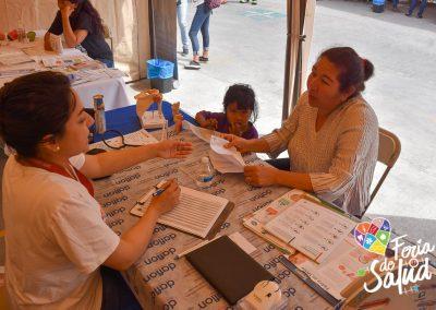 Feria de la Salud 2019 Grupo GAMI en Stryker59