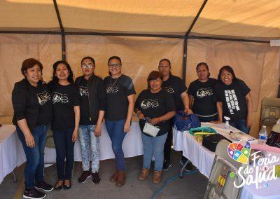 Feria de la Salud 2019 Grupo GAMI en Stryker67