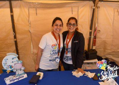 Feria de la Salud 2019 Grupo GAMI en Stryker68