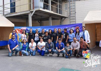 Feria de la Salud 2019 Grupo GAMI en Stryker69