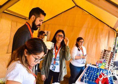 Feria de la Salud 2019 Grupo GAMI en Amphenol13