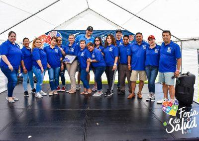 Feria de la Salud 2019 Grupo GAMI en Amphenol133