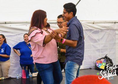 Feria de la Salud 2019 Grupo GAMI en Amphenol137