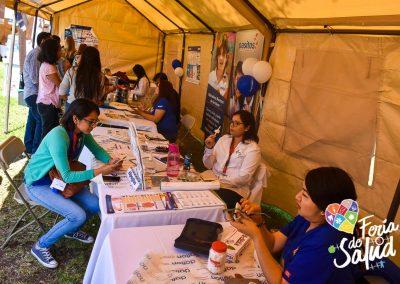 Feria de la Salud 2019 Grupo GAMI en Amphenol42