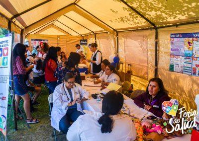 Feria de la Salud 2019 Grupo GAMI en Amphenol72