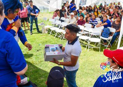 Feria de la Salud 2019 Grupo GAMI en Amphenol83