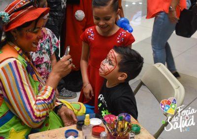 Feria de Salud 2019 Plaza Sendero por Grupo GAMI10