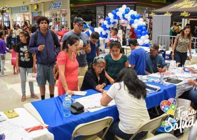 Feria de Salud 2019 Plaza Sendero por Grupo GAMI100