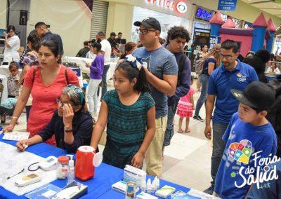 Feria de Salud 2019 Plaza Sendero por Grupo GAMI102