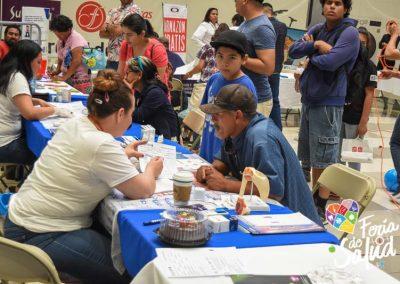 Feria de Salud 2019 Plaza Sendero por Grupo GAMI104