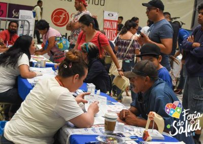 Feria de Salud 2019 Plaza Sendero por Grupo GAMI105