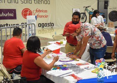 Feria de Salud 2019 Plaza Sendero por Grupo GAMI106