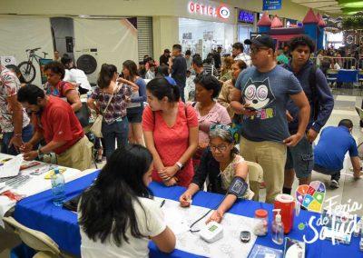 Feria de Salud 2019 Plaza Sendero por Grupo GAMI107