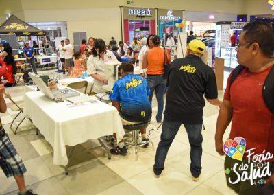 Feria de Salud 2019 Plaza Sendero por Grupo GAMI109