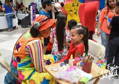Feria de Salud 2019 Plaza Sendero por Grupo GAMI11