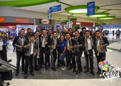Feria de Salud 2019 Plaza Sendero por Grupo GAMI111
