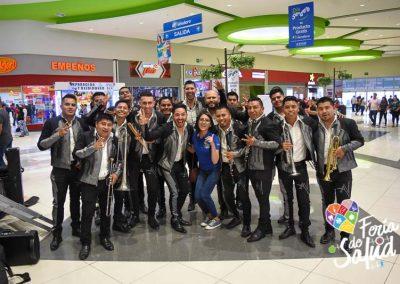 Feria de Salud 2019 Plaza Sendero por Grupo GAMI112