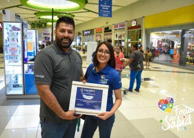 Feria de Salud 2019 Plaza Sendero por Grupo GAMI113