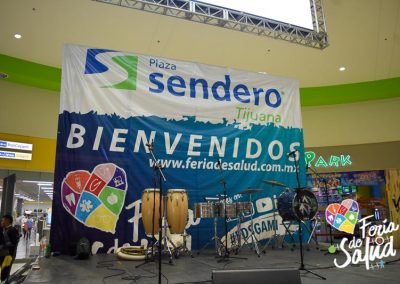 Feria de Salud 2019 Plaza Sendero por Grupo GAMI114