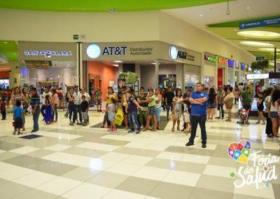 Feria de Salud 2019 Plaza Sendero por Grupo GAMI115