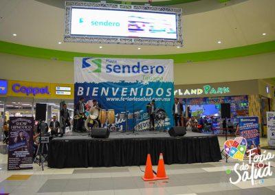 Feria de Salud 2019 Plaza Sendero por Grupo GAMI116