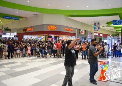 Feria de Salud 2019 Plaza Sendero por Grupo GAMI118