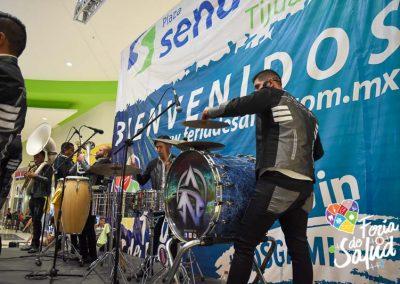 Feria de Salud 2019 Plaza Sendero por Grupo GAMI120