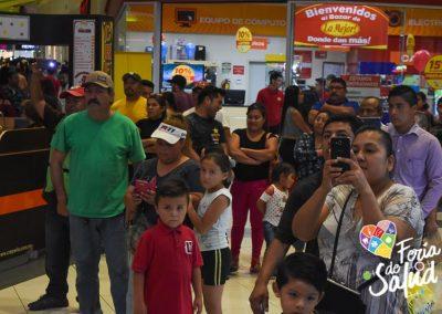 Feria de Salud 2019 Plaza Sendero por Grupo GAMI122