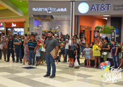 Feria de Salud 2019 Plaza Sendero por Grupo GAMI123