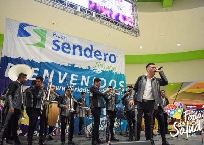 Feria de Salud 2019 Plaza Sendero por Grupo GAMI124