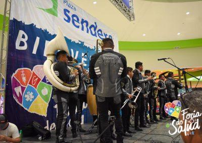 Feria de Salud 2019 Plaza Sendero por Grupo GAMI125