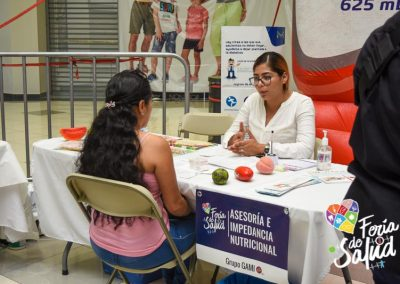 Feria de Salud 2019 Plaza Sendero por Grupo GAMI13