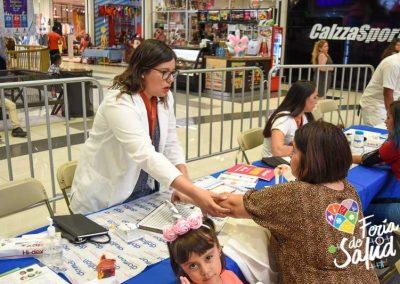 Feria de Salud 2019 Plaza Sendero por Grupo GAMI17