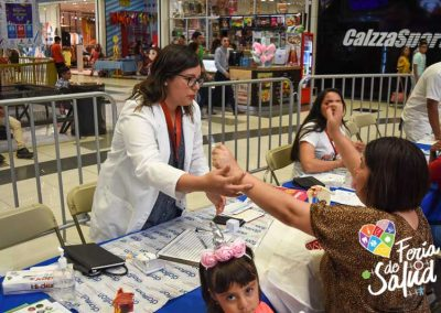 Feria de Salud 2019 Plaza Sendero por Grupo GAMI18