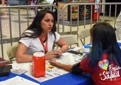 Feria de Salud 2019 Plaza Sendero por Grupo GAMI19