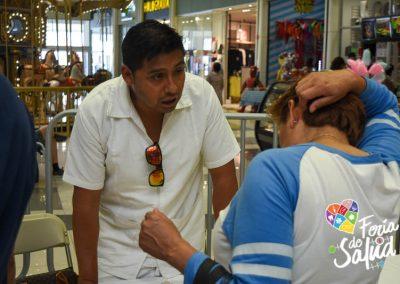 Feria de Salud 2019 Plaza Sendero por Grupo GAMI20