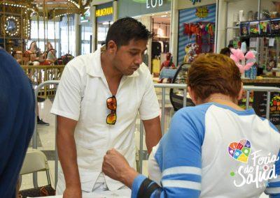 Feria de Salud 2019 Plaza Sendero por Grupo GAMI21