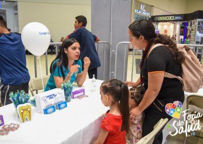 Feria de Salud 2019 Plaza Sendero por Grupo GAMI25